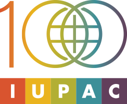 Logo of the International Union of Pure and Applied Chemistry